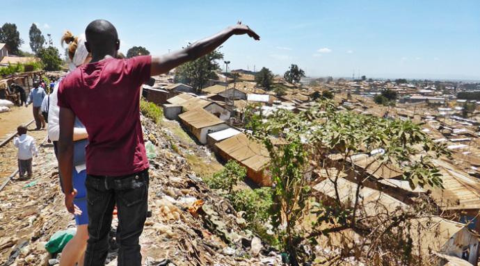 Joshwa Tambo Kibera
